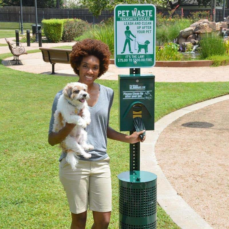 Easy Tips to Assemble Your Pet Waste Station