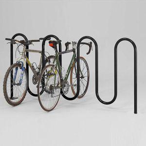 Bike Rack - Economy Wave - 9 Bikes