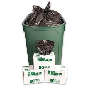Trash Can Liners for 10 Gallon Receptacles