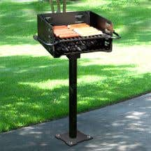 BBQ Grill - Budget Friendly - Surface Mount