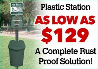 Plastic Station As Low As $129