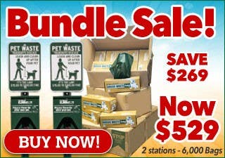 Bundle Sale - Now $529 - SAVE $269