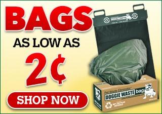 Bags As Low As 2¢