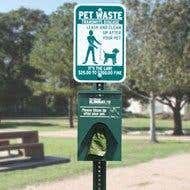Pet Waste Eliminator Basic Station