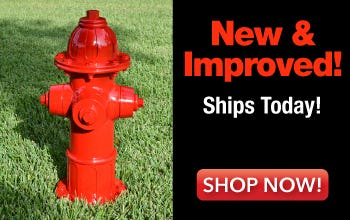 New Fire Hydrant